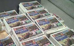 SEMBRONG BANGKIT - BP SEJAHTERA: Akhbar Utusan Tidak Laku
