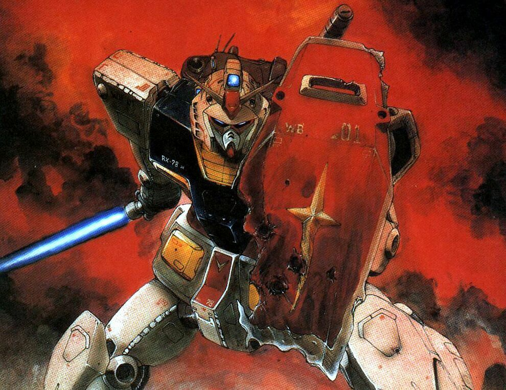 Pin by 正在设计R on M丨模型 Gundam art, Mecha anime, Anime