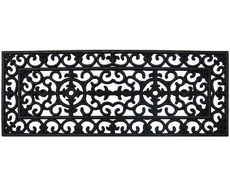 Lace Long Rubber Door Mat | Rugs & Doormats | Pinterest | Rubber ...