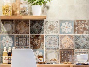 Scegliere le piastrelle per le pareti della cucina | House ...