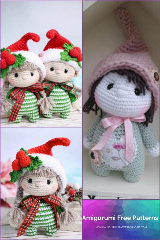 PATTERN ONLY DOLLY. Crochet dolly amigurumi dolly soft   Etsy   1500x1000
