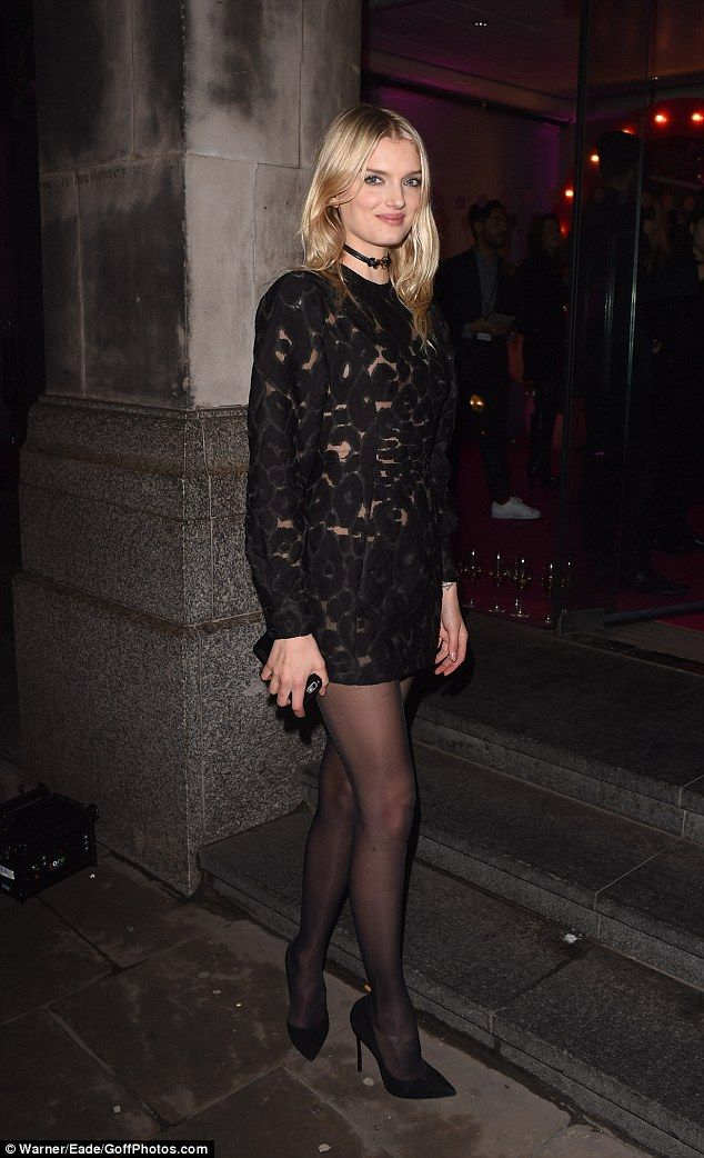 5d7d226d277 Natalia Vodianova leads supermodels at her charity fundraiser ...