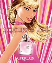 Colours of Love by Guerlain.