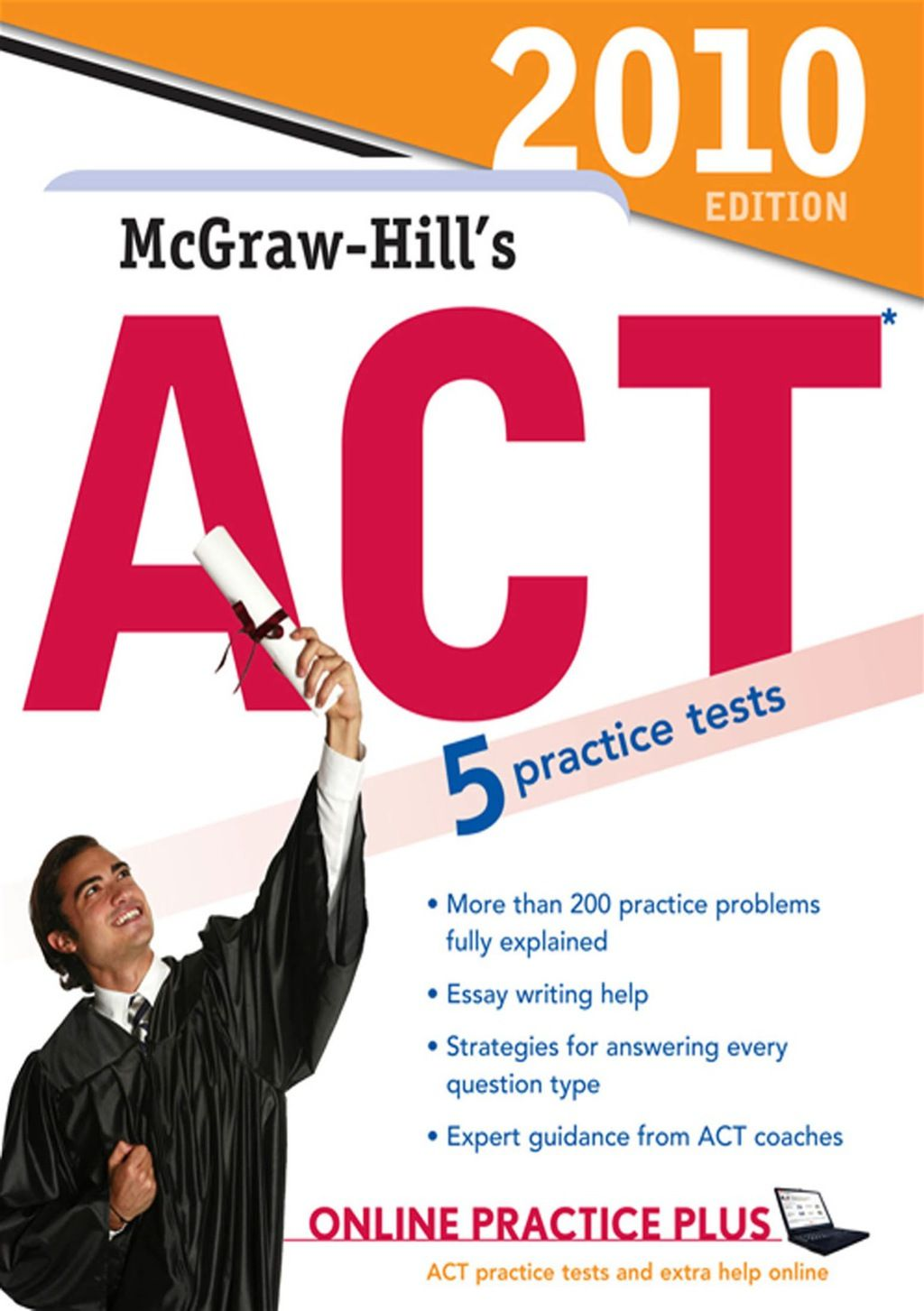 McGrawHill's ACT 2010 Edition (eBook) Essay writing