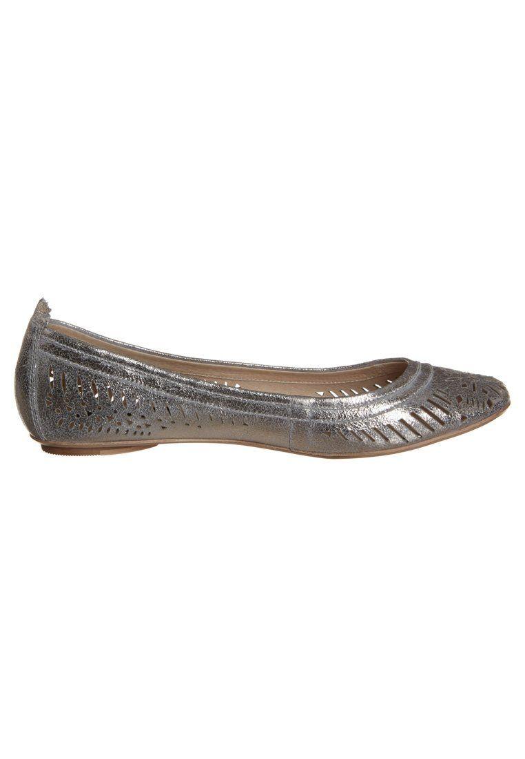 Bronx - Ballet pumps - silver