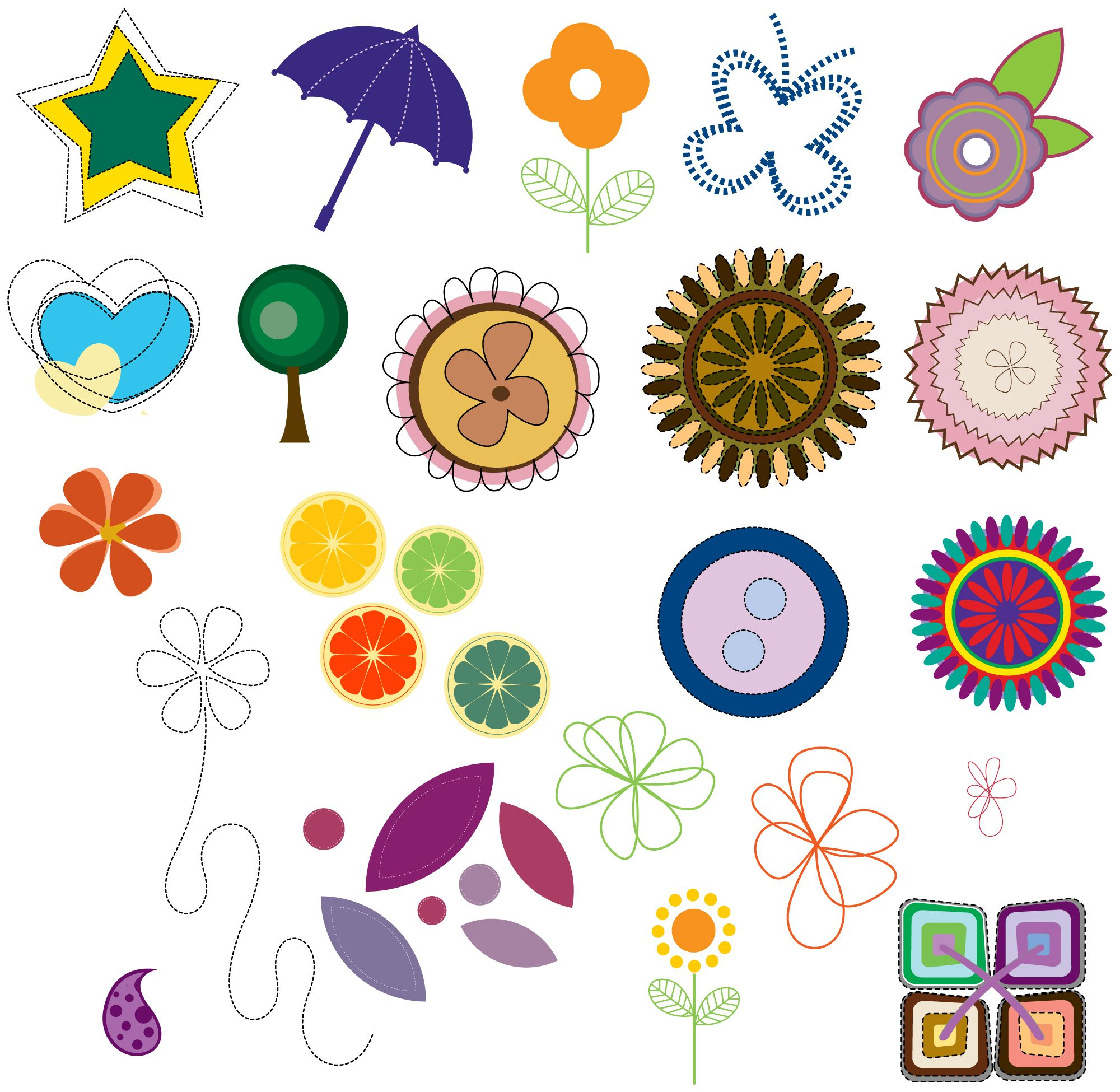 Free Photoshop Scrapbook Elements If Your Looking For Some