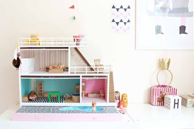 Ikea Dolls House Furniture. More Inspiration For Ikea Dollhouse Diy Home  Decor Dolls And Miniatures