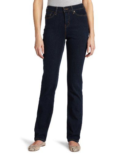 68202b1b0f8c Levi`s 512 Misses Perfectly Slimming Straight Leg Jean with Tummy Slimming  Panel $36.99