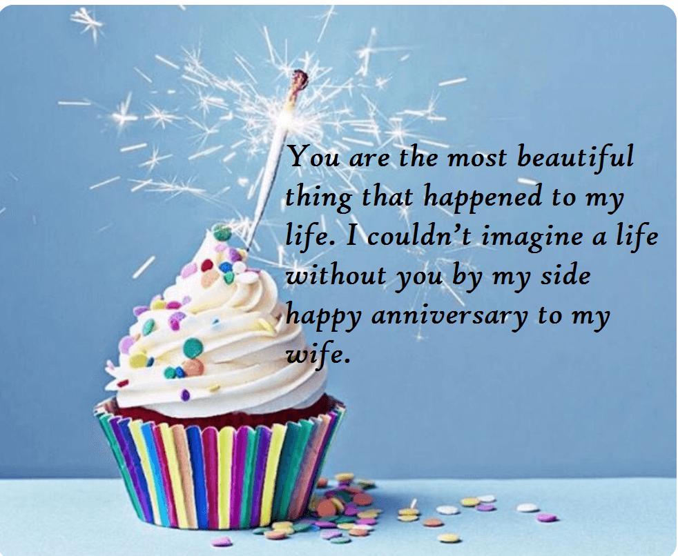 marriage anniversary cake wishes