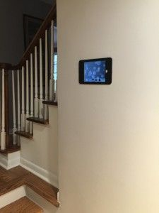 How (and why) I put an iPad in my wall....  My article on the need for a Smart Home control center (for Allconnect.com).