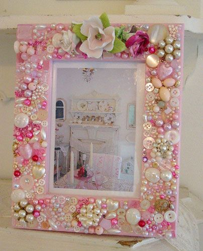 A multi design of Pretties in Pink! Fun! | Retrato, Marcos y Espejo