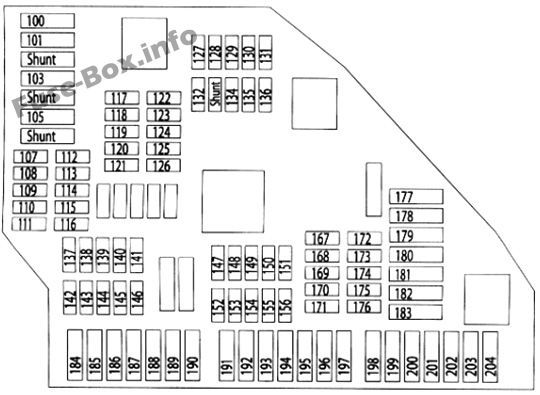 bmw x3 fuse box diagram wiring diagram mega
