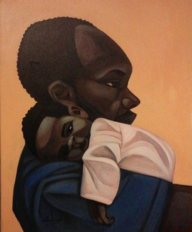 Bonded  Always Lifts Me Up by Cbabi Bayoc -
