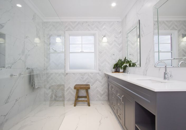_MG_0567 in 2020 | Hampton style bathrooms, House and home ...