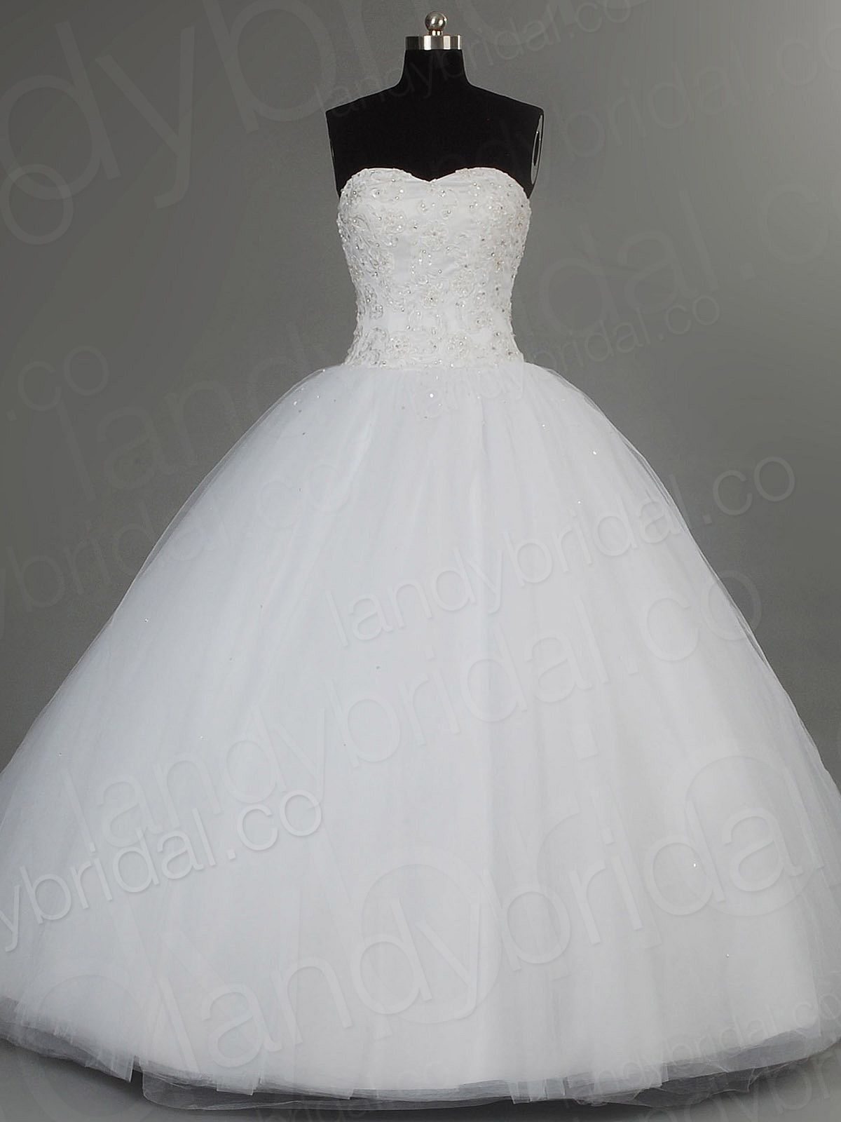 Huge Ball Gown Wedding Dresses With Bling : Huge wedding dresses on big bling weddin