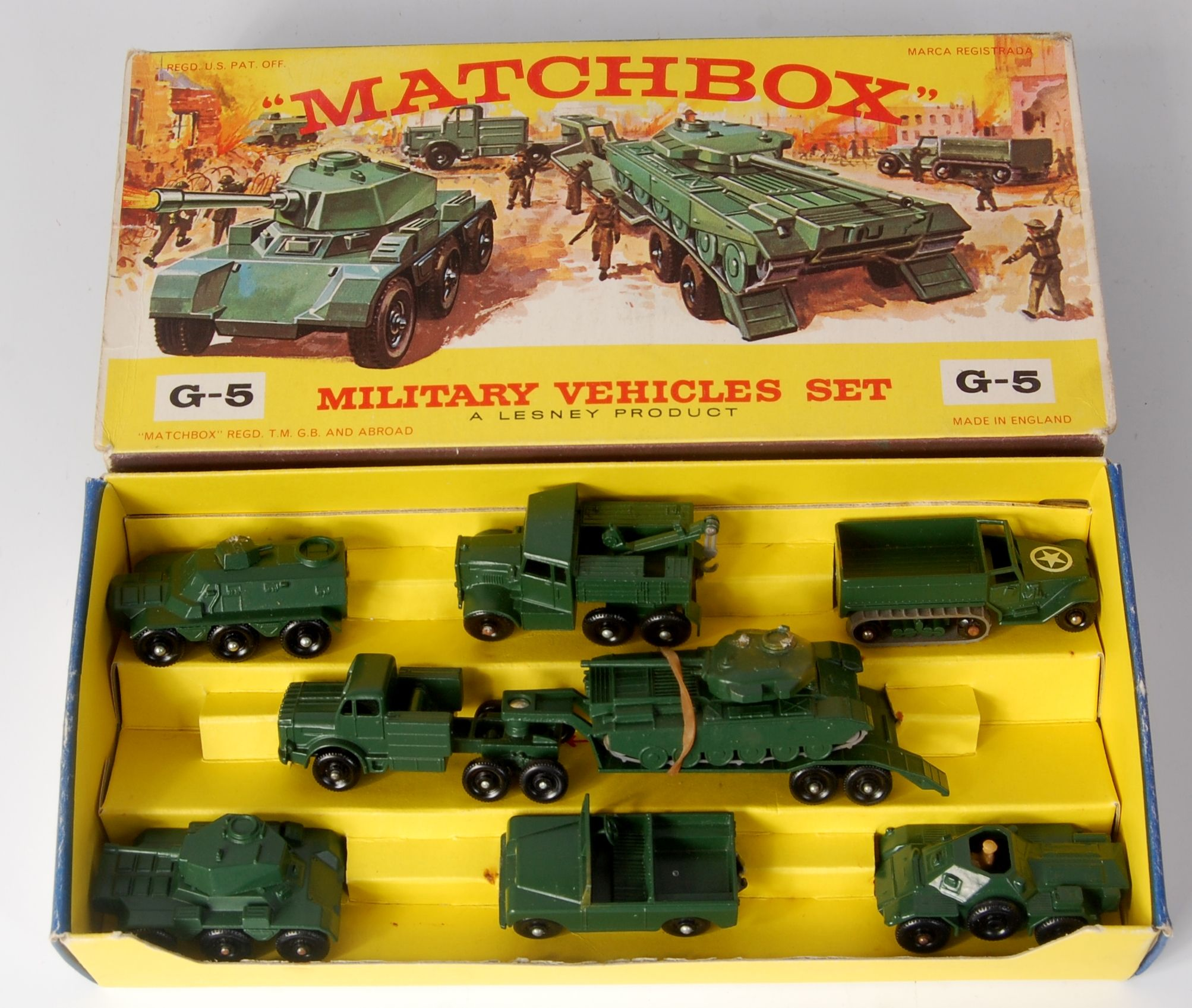 Pictures of vintage matchbox toys 1 75
