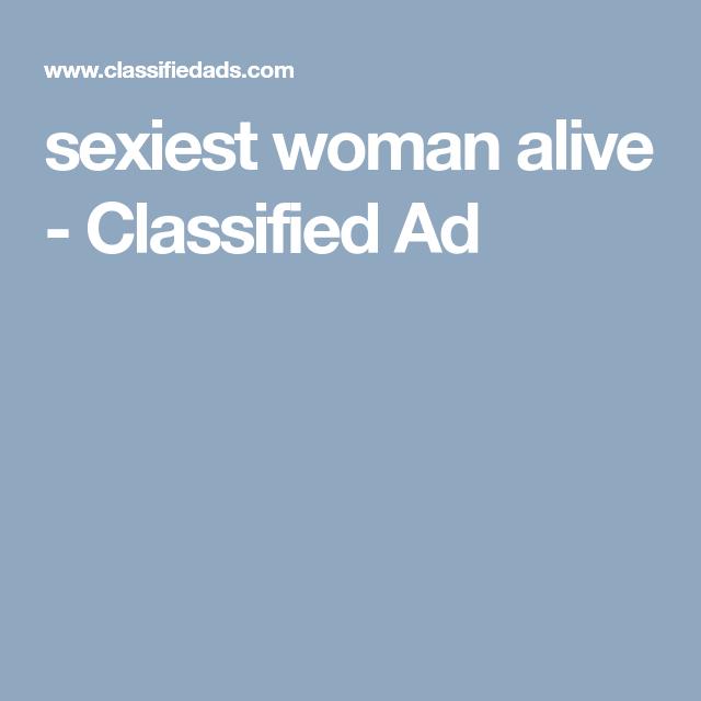 Sexiest Woman Alive Classified Ad Women Seeking Men Orlando Orlando Florida Women