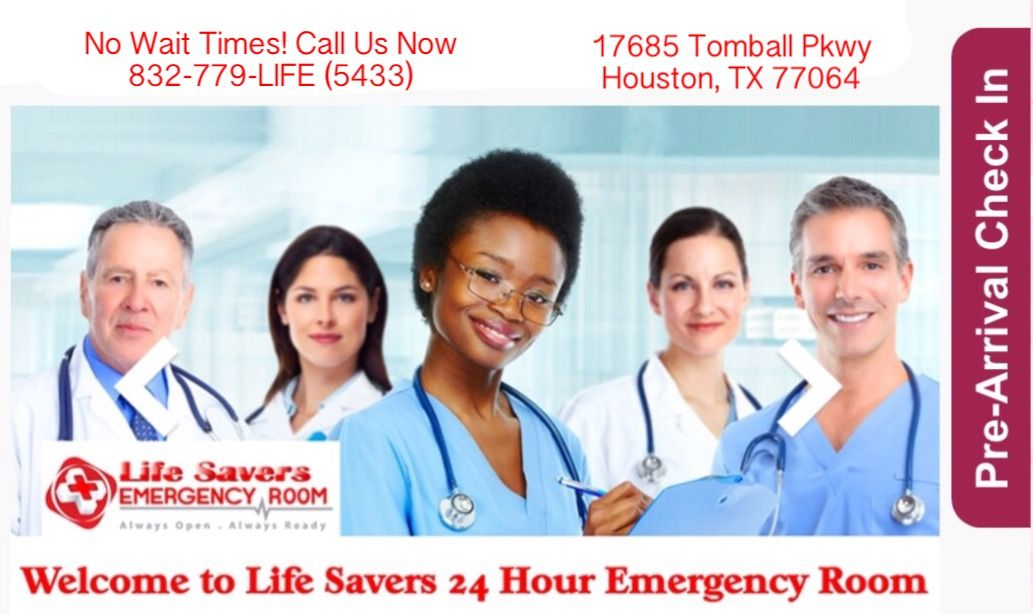 Home New Emergency room, Urgent care clinic, Life savers