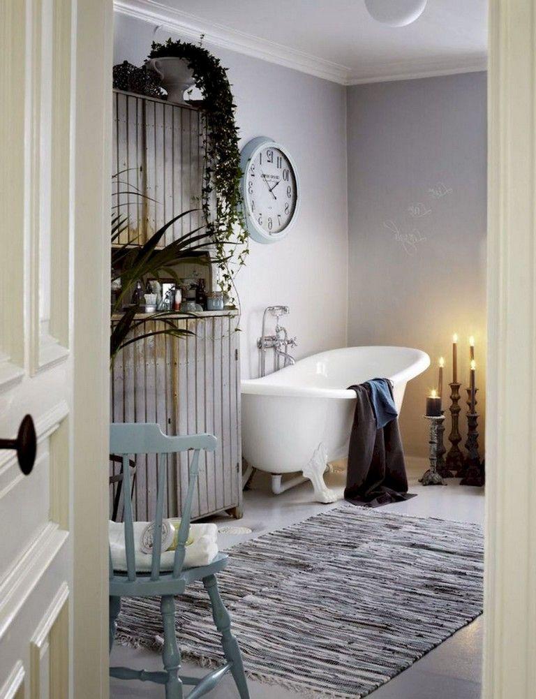 65 STAGGERING SHABBY CHIC BATHROOM DECOR IDEAS Bathroom Bathroom