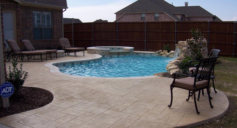 concrete or salt finish | pools | pinterest | pool images