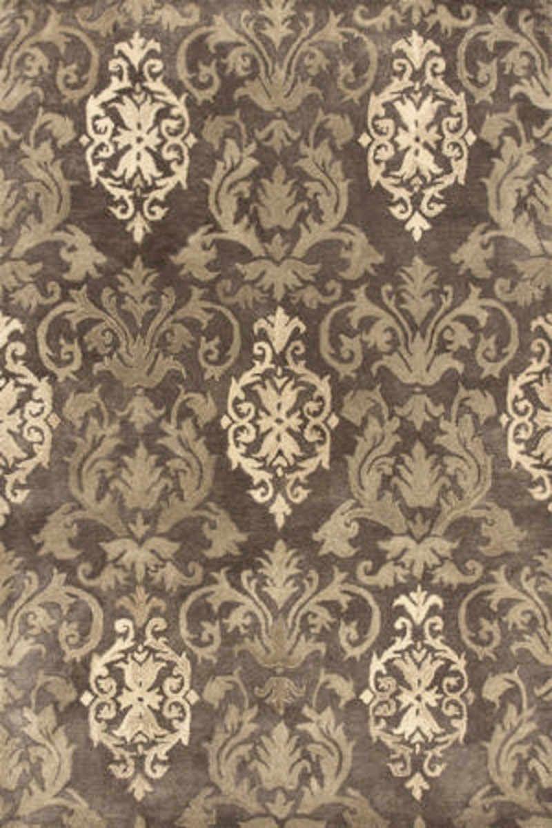 Florentine Wool Tufted Rug | Dash & Albert Rug Company