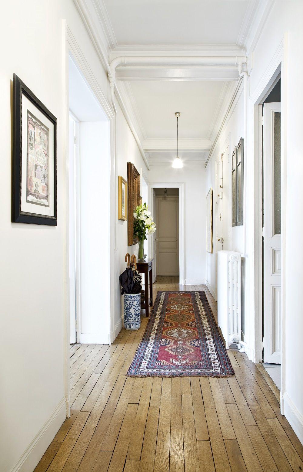 Schön Teppich Flur Dekoration Von Der Ist Das Stilvolle Aushängeschild Einer Wohnung