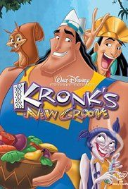 Kronk S New Groove Video 2005 Imdb Groove Movie Emperors