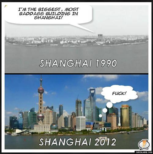 c79fdf945 Shanghai bad-ass building - Imgur hahahahah