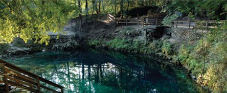 Madison Blue Spring State Park Lee Fl Located In One Of