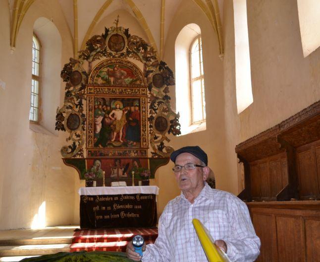 Temniţa anti-divorţ din Biserica Cincu, unul dintre cele mai frumoase lăcaşuri din Transilvania. În ce condiţii erau închişi soţii până se împăcau   adevarul.ro