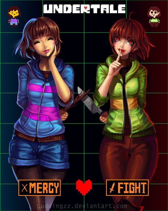 Planche, Jeux, Résultat, Animes, Short Undertale, Fight Undertale, Mercy  Undertale, Fanarts Undertale, Undertale Lol
