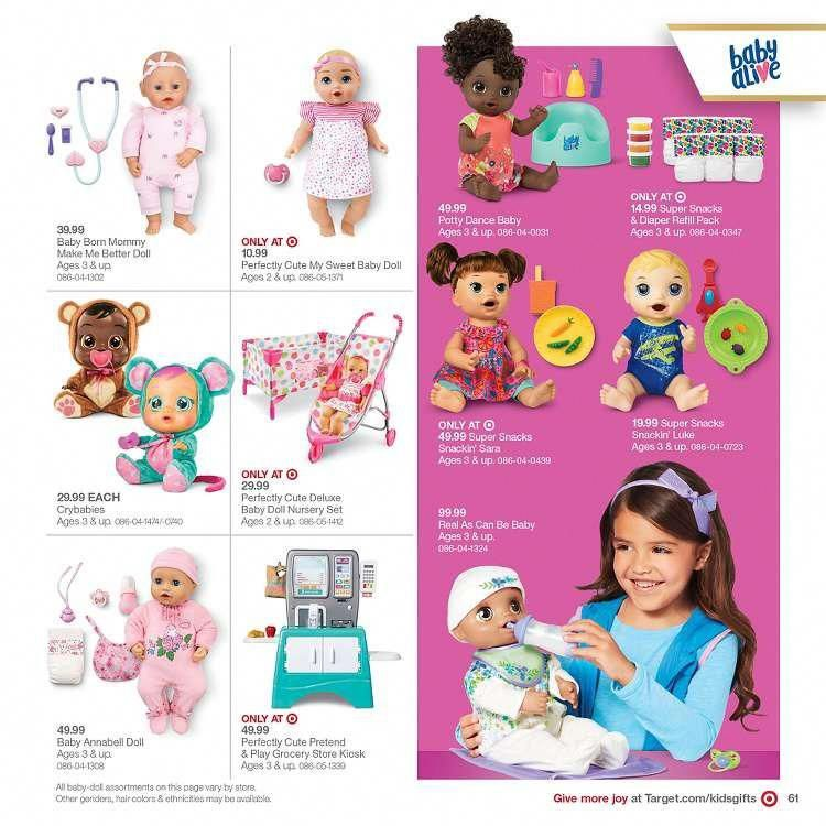 Baby Alive More Baby Dolls Love To Be Cared For Sponsored Promotion Paidad Birthday Party Games For Kids Kids Birthday Themes Wedding Party Supplies