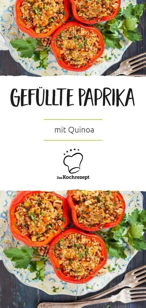 peppers with quinoa -  Stuffed peppers with quinoa  -Stuffed peppers with quinoa -  Stuffed peppers