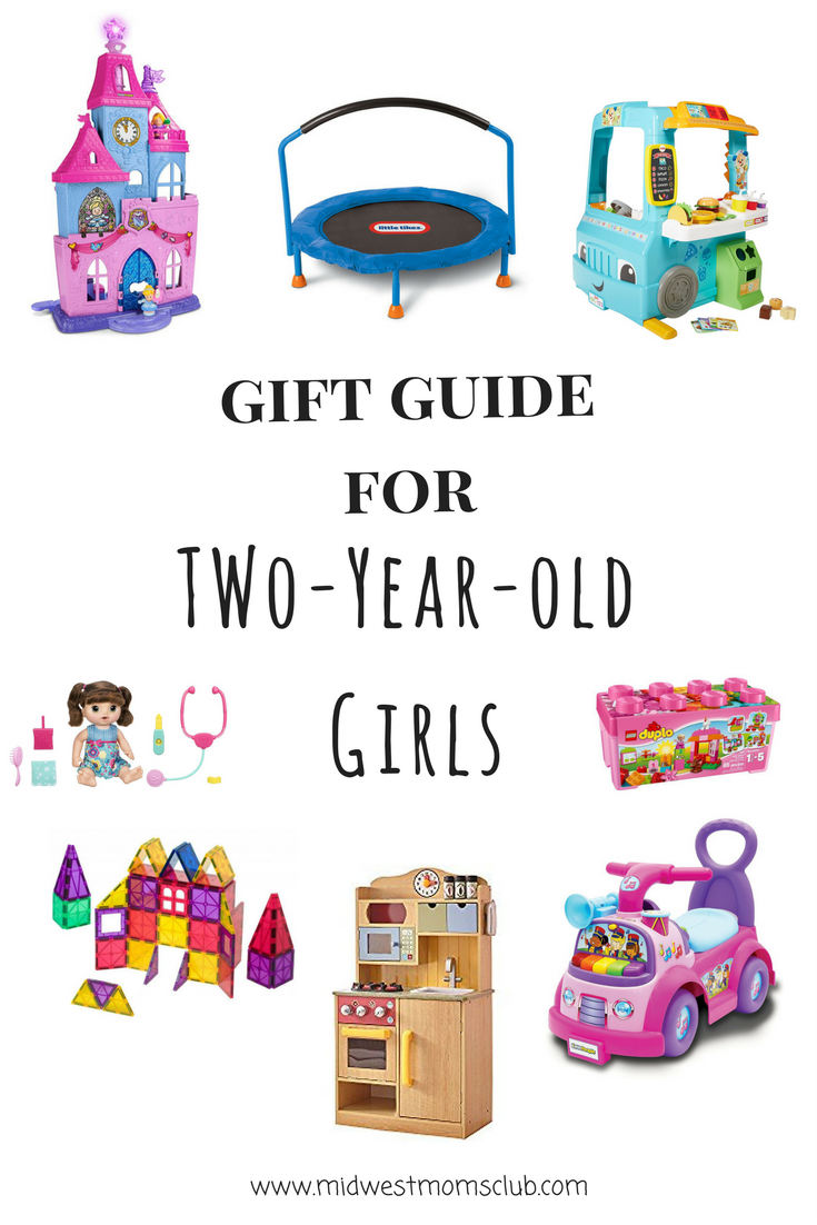 Best gifts for two-year-old girls. The best gifts for that 2-year ...