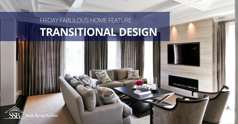 Transitional style homes marry the simplicity of contemporary design and the refined elegance of traditional design.Together, these two styles form a perfect harmony of masculine and feminine resulting in a thoughtful look that is fresh and tailored, yet classic and timeless.    One of the perks of building your own custom transitional home is the