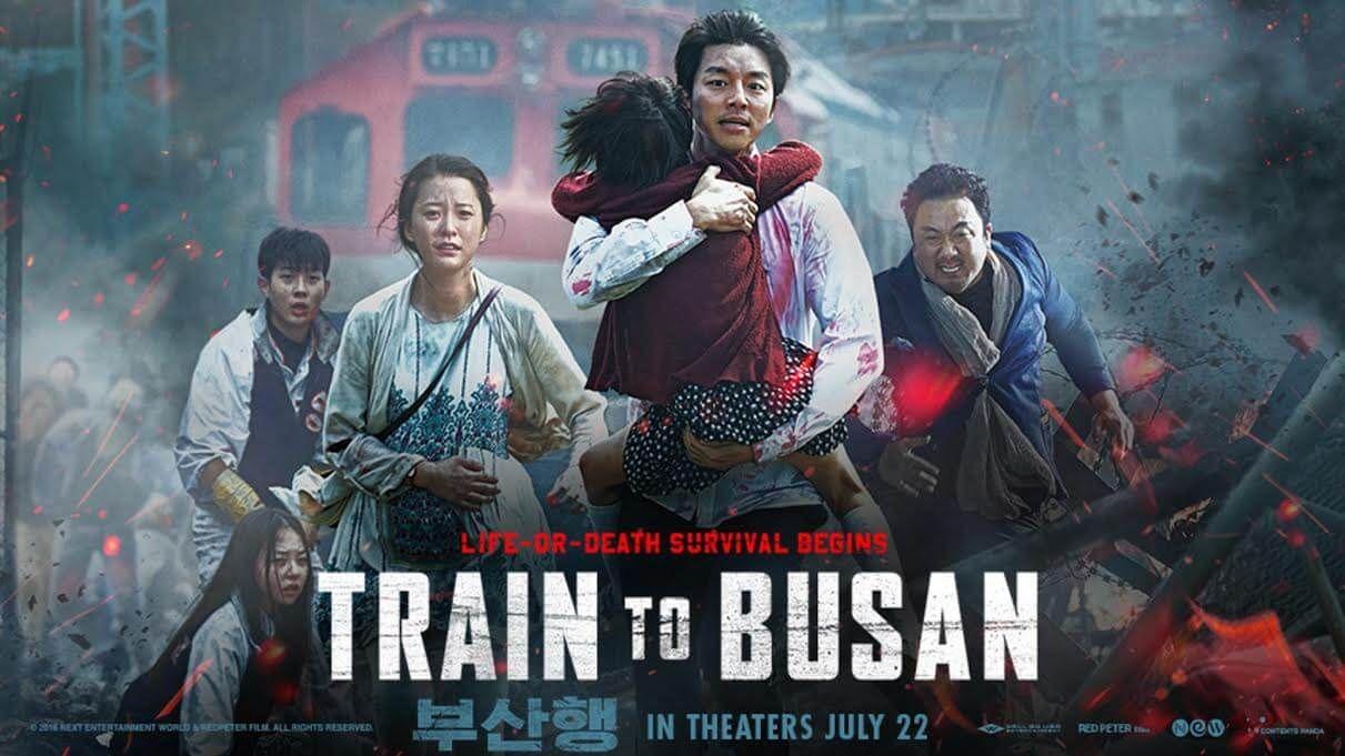 Tren a Busan la mejor película de zombies de la década? | #Blog ...