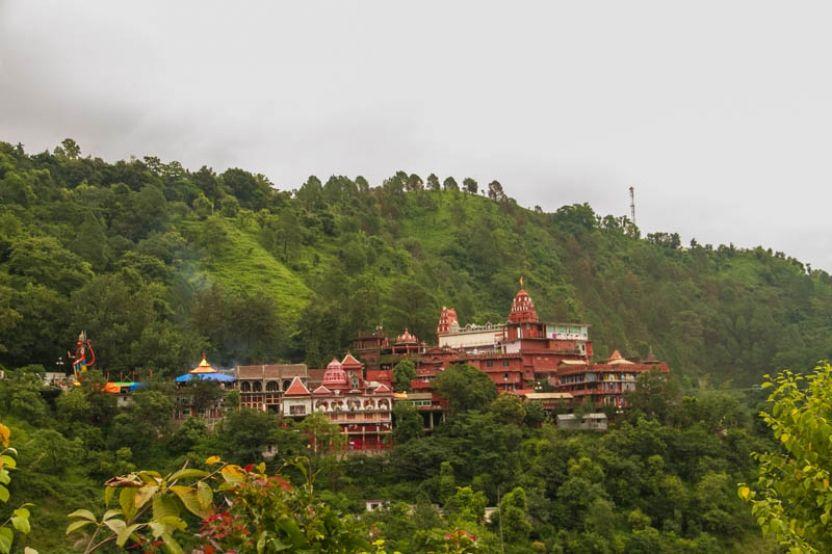 Pilot Baba Ashram In Gethia Jeolikote Nainital Uttarakhand India Nainital Uttarakhand Nainital Uttarakhand