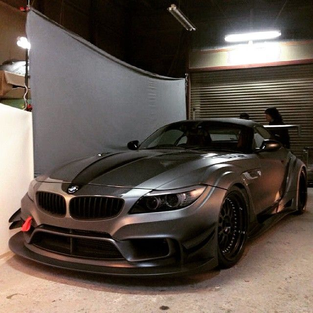 Bmw Z4 Coupe Tuning: Bmw Z4, BMW And Cars