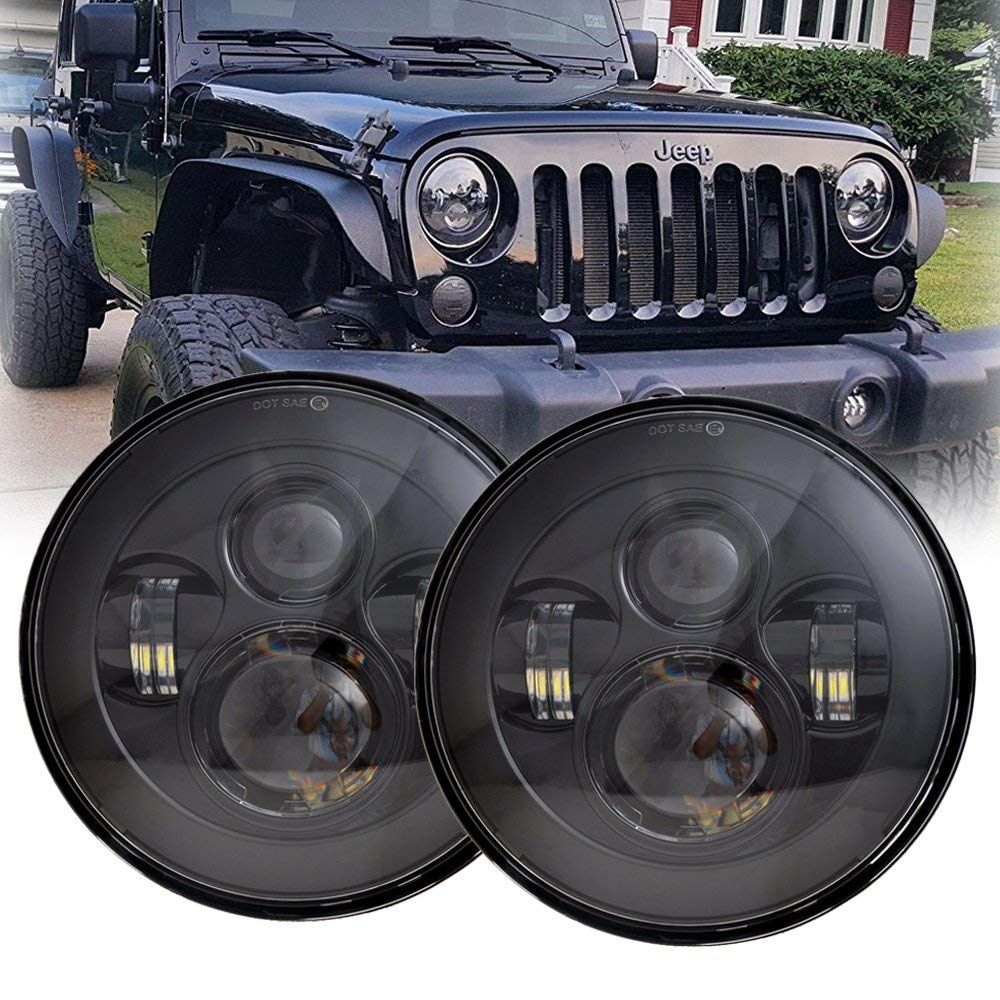 Pin On Jeep Wrangler Headlights