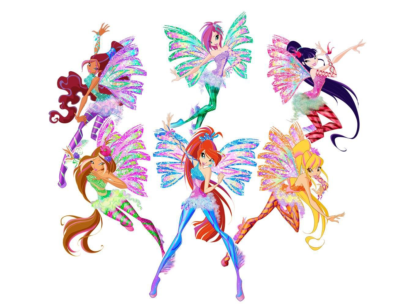 winx-club-saison-5-images-sirenix-5eme-poses_4298217-XL ... Блум Винкс Сиреникс