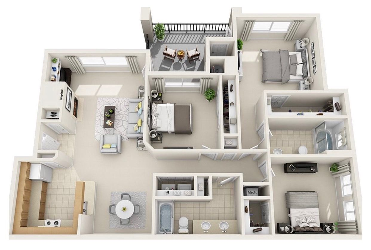 Pin by Tawcha Blanton on Home Designs (With images) Sims