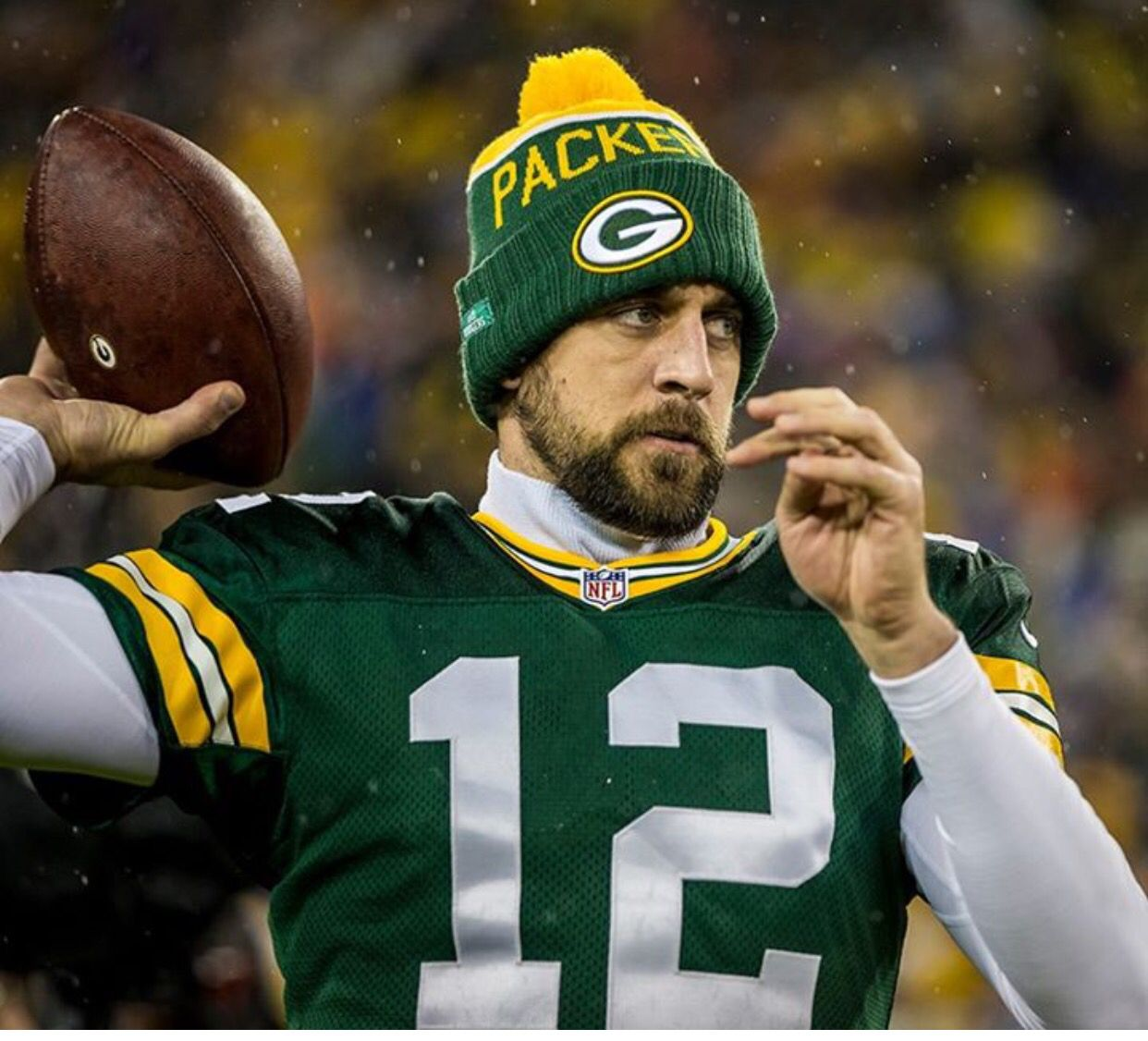 Pin By Sarah Pfarr On Aaron Rodgers My Obsession Aaron Rodgers Green Bay Packers Best Quarterback