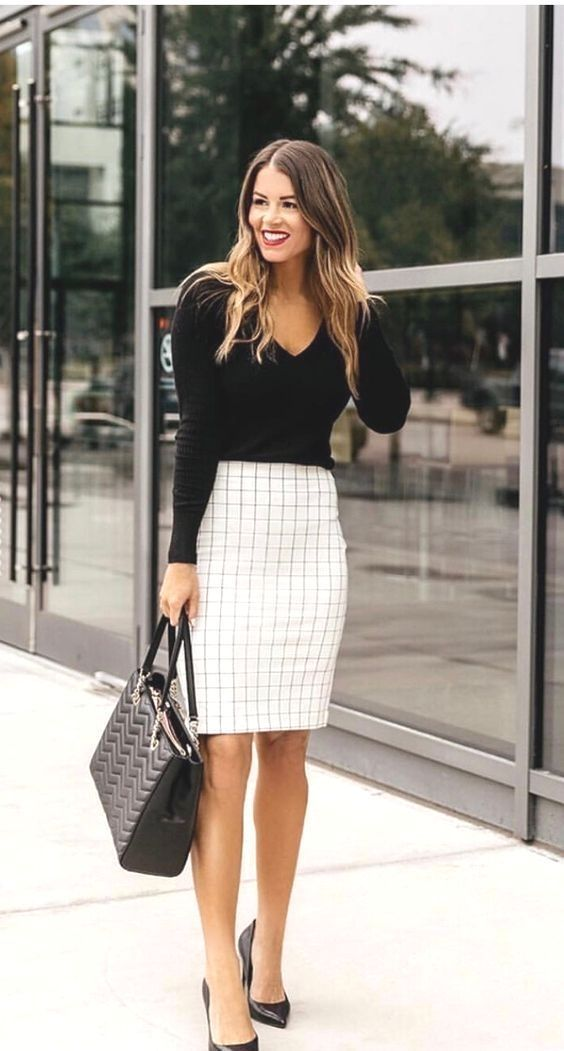 #Check #latest #office Check latest office & work outfits ideas for women, offi...