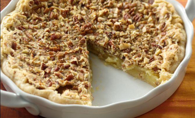 Buttermilk Pecan Pie From Pearson Farm Recipe Dessert Pie Recipes Dessert Recipes Pie Dessert