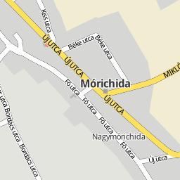 bp térkép utcakeresõ Utcakereso.hu Mórichida térkép | Hungary | Pinterest bp térkép utcakeresõ