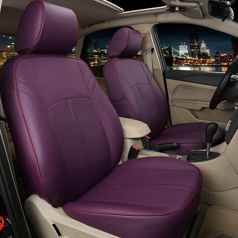 Custom fit cover seat for toyota estima previa seats