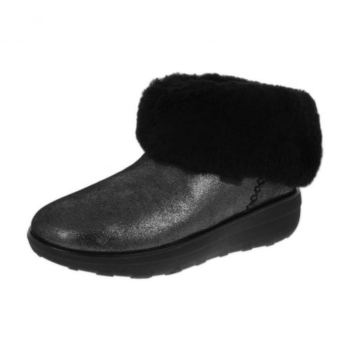 bb00b6621 FitFlop™ Mukluk Shorty II Shimmer Boots Black