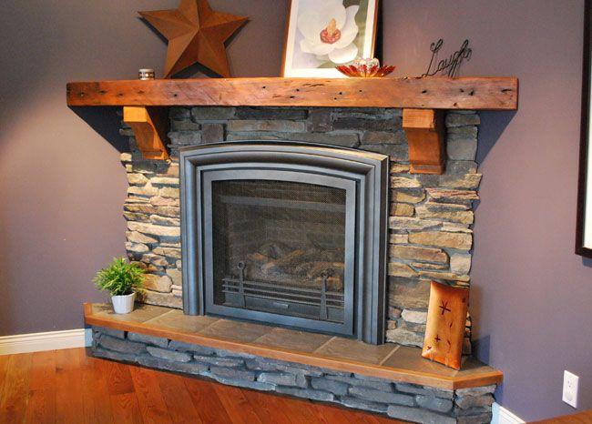 nice mantle u0026 corbels love the rustic wood