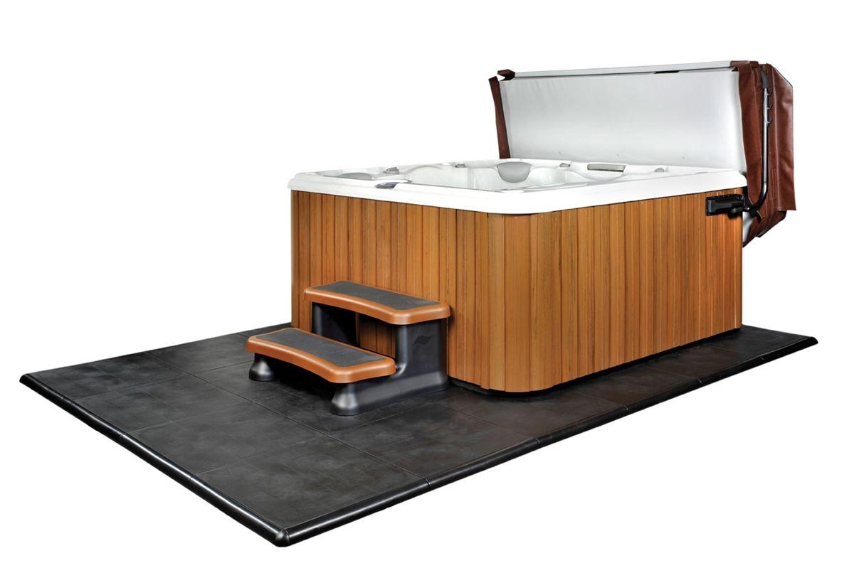 SmartDeck for Hot Tubs | Hot Tub Supplies | Pinterest | Hot tubs ...