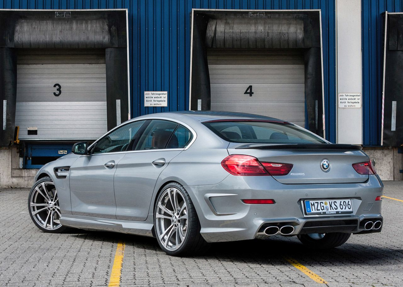 Bmw 6 Series Gran Coupe By Kelleners Sport 3